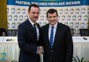 Liderii PMP se întâlnesc sâmbătă la Gura Humorului, la Colegiul Județean al Partidului Mișcarea Populară Suceava, precedat de ședința filialelor PMP din regiunea Nord-Est
