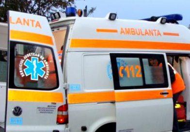 """Copil de 1 ani și 4 luni dus de urgență la Spitalul ,,Sfântul Spiridon"""" din Iași după ce, într-un moment de neatenție al mamei, a băut antigel"""