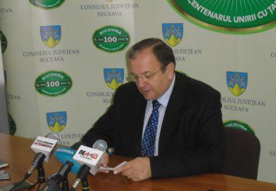Parteneriat Suceava, România – Stiria, Austria, anunțat de președintele Consiliului Județean Gheorghe Flutur