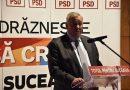 """Președintele PSD Suceava, senator Ioan Stan: """"Guvernului Orban nu-i pasă de prezent după modul în care gestionează pandemia de Covid-19 și felul în care a ales să guverneze țara"""""""