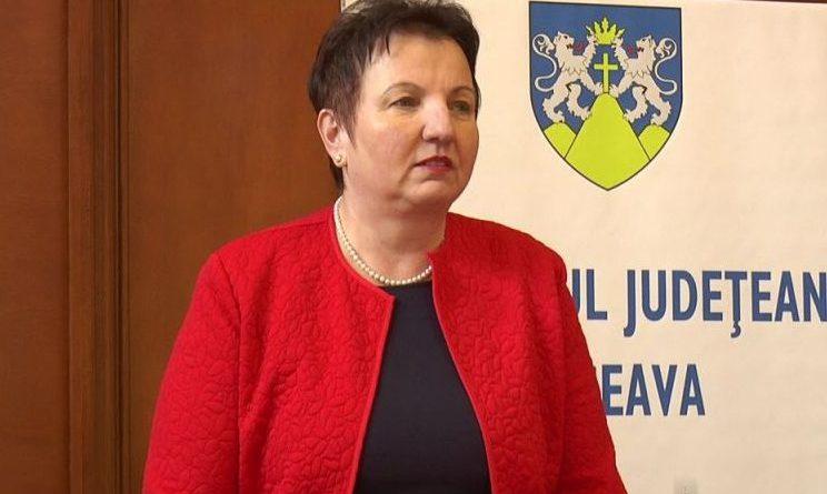 Silvia Boliacu nu mai este subprefectul Sucevei. Hotărâre de Guvern adoptată în ședința de ieri