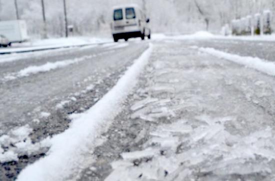 Județul Suceava sub cod galben de ploi, ninsori și polei până vineri