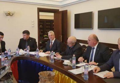 """Proiectul statutului Asociației """"Moldova se dezvoltă"""", în formă finală,  a anunțat primarul Sucevei, Ion Lungu"""