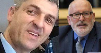 """Frans Timmermans și-a urcat în cap Verzii suceveni. Liderul acestora, Dan Acibotăriței reclamă """"proasta gândire politică"""" a vicepreședintelui Comisiei Europene"""