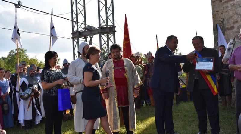 """Festivalul de Artă Medievală """"Ștefan cel Mare"""" ediția a XIII-a, deschidere oficială în Cetatea de Scaun (galerie foto)"""