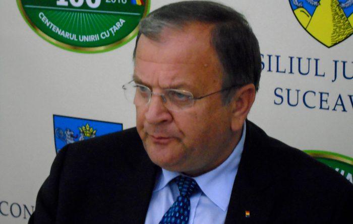 """Gheorghe Flutur, președintele PNL Suceava: """"Cei care au votat să plece un guvern, cred că trebuie să meargă până la capăt"""""""