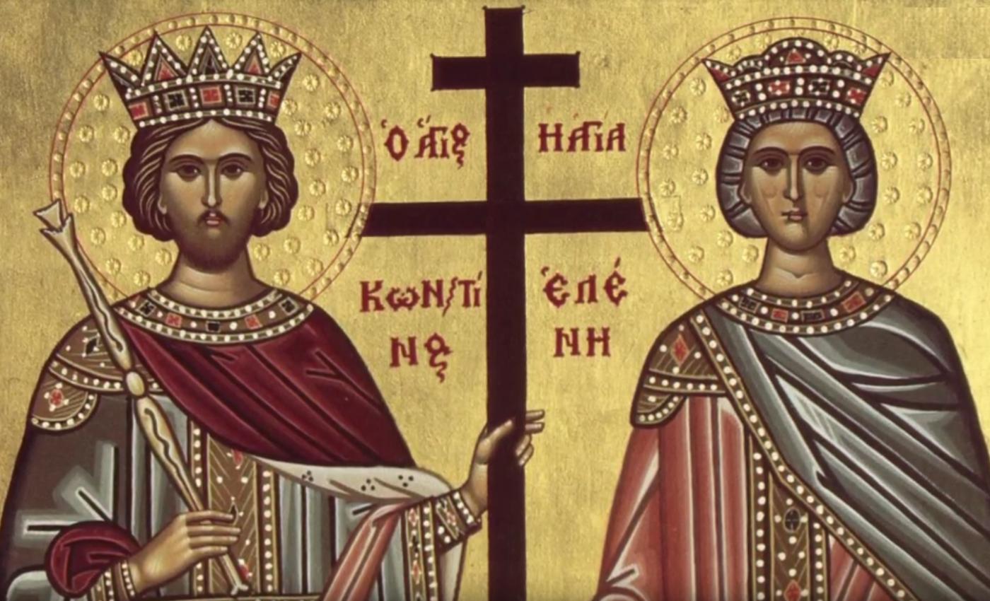 Racla cu sfintele moaşte ale Sfinţilor Împăraţi Constantin şi Elena adusă  în pelerinaj la Parohia Straja II, în perioada 28 septembrie – 1 octombrie  2019 | SmartPress Suceava