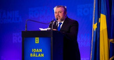 Deputatul PNL Ioan Balan:   Calea europeană a Republicii Moldova trebuie susținută puternic de România