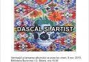 """""""Dascăl și artist"""", profesorii de arte plastice din Suceava își deschid sufletele în fața elevilor, prin propriile creații, vernisaj și lansare de album la Biblioteca Bucovinei, vineri 8 noiembrie, la 16 după amiaza"""