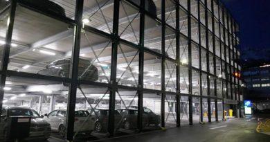 Dan Ioan Cușnir: problema locurilor de parcare în municipiul Suceava poate fi rezolvată prin construcția de parcări supraetajate. Dungile trase pe asfalt nu vor duce niciodată la modernizarea reală a Sucevei