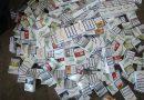 Un bărbat și o femeie din Suceava, reținuți pentru contrabandă cu țigări, după percheziții. S-au găsit țigări de contrabandă în valoare de 14.000 de lei