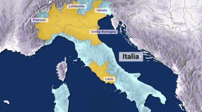 Românii  care sosesc din localitățile afectate de Coronavirus din  regiunea Veneto și din provincia Lodi/Lombardia sau care au călătorit în aceste localități în ultimele 14 zile după intrarea în țară intră în carantină timp de 14 zile