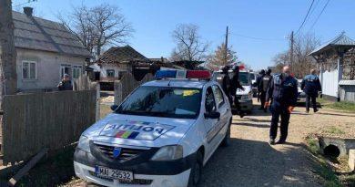 Acțiune cu efective sporite al Poliției în orașul Liteni, pentru prevenirea răspândirii coronavirusului. S-au dat 5 amenzi însumând 13.000 lei