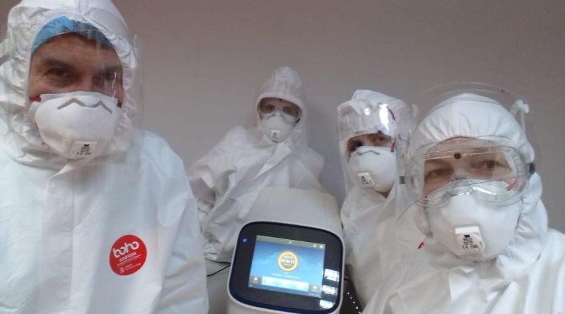 Propunere de suplimentare a unităților medicale din județ ca spitale suport COVID: Gura Humorului, Câmpulung, Vatra Dornei și Siret. Lista la zi a localităților cu incidență mare a infectării cu noul coronavirus