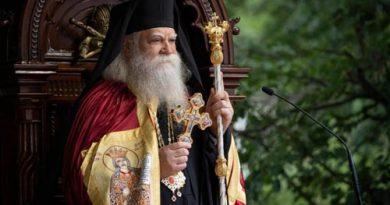 Arhiepiscopia Sucevei, despre starea de sănătate a IPS Calinic: a contactat virusul Covid 19, dar în acest moment nu este spitalizat.