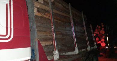 Peste 56 de metri cubi de lemn transportat ilegal, confiscat de polițiștii suceveni în ultima săptămână. Amenzi de peste 81.000 lei