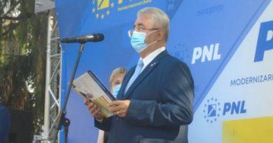 Lansarea candidatului PNL la Primăria Sucevei Ion Lungu. Descărcare de gestiune pentru precedentul mandat, program pentru viitor