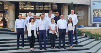 """Marian Andronache, la depunerea candidaturii pentru funcția de primar al municipiului Suceava, din partea PMP: """"Am convingerea că împreună cu echipa mea și cu sucevenii vom reuși. Împreună vom avea un oraș de 10"""" (text și foto, svnews)"""