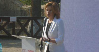 Mirela Elena Adomnicăi, candidatul PSD pentru conducerea  Consiliul Județean, după depunerea candidaturii: Program în 10 puncte pentru un județ de nota 10