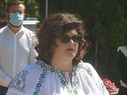 """Cătălina Elena Vartic, candidatul Partidului Ecologist Român pentru președinția Consiliului Județean: """"Onoarea nu este de vânzare"""""""