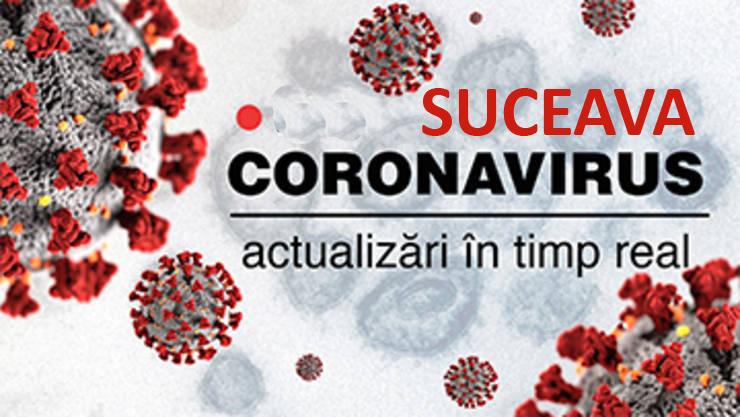 Județul Suceava, 17 ianuarie: doar șase localități sunt libere de coronavirus. 80 de noi cazuri din 467 teste efectuate. Municipiul Suceava la un pas de scenariul roșu, din nou