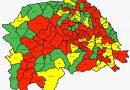 3. 377 cazuri covid active în județul Suceava. Nici un loc liber la ATI pentru pacienții covid la spitalele din Suceava, Rădăuți și Fălticeni